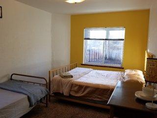 Wonderful Gold Room in Fantastic, Custom Home!