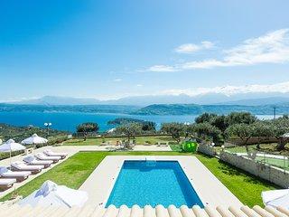 Villa Panorama - stunning vistas and full privacy!