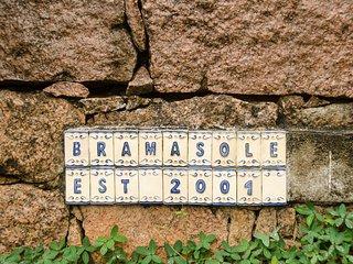 Villa BRAMASOLE boutique wine