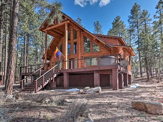 Private 1-Acre Lakeside Home with Hot Tub & Deck!