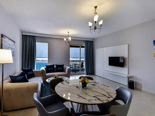Come for a family vacation to Ras Al Khaimah and enjoy your 2 bedroom apartment