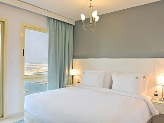 Enjoy the wonderful amenities offered in you 2 bedroom at the Jannah Resort