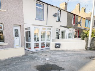 21 SILVERDALE STREET, close to the beach, near Millom