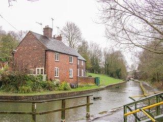 Tub Boat Cottage, WiFi, Open fire, Private garden, Coalport