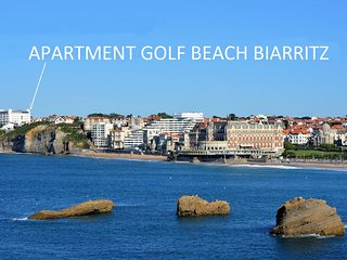 Location Apartment pour G7 Biarritz .Zone rouge. Badges d'acces.