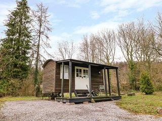 SHEPHERD'S HUT, woodland location, WiFi near Honiton