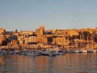 Appartamento vista mare in Sciacca- la seconda Taormina di Sicilia,WIFI parking.