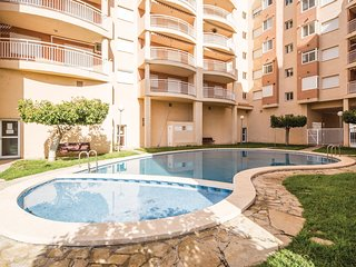 Beautiful apartment in Torreblanca w/ Outdoor swimming pool, Outdoor swimming po