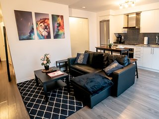 Vivid Views in Core of Downtown Toronto -1 BD Suite