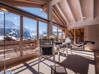 Chalet Schneehoren Penthouse