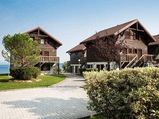 Appartement Douillet + Vue sur Lac | Piscine couverte + Sauna