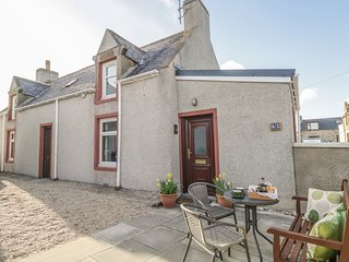 63 SEATOWN, WiFi, Patio area, Buckie
