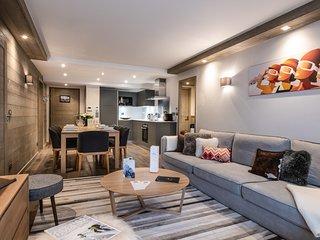 A01 - Chaleureux appartement PROCHE Pistes & Centre