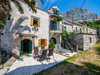Two bedroom house Gornja Podgora (Makarska) (K-16835)