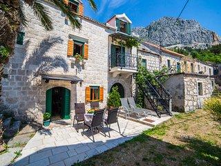 Two bedroom house Gornja Podgora, Makarska (K-16835)