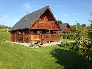Riverside Lodge at Whistley Farm Holiday Accommodation & Fishing Lakes