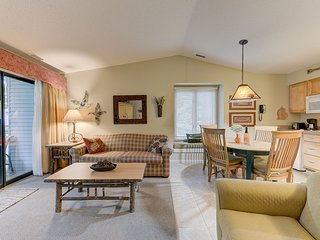 ☀ Cozy Country Lakeside Condo