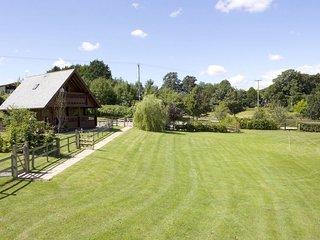 Willow Lodge at Whistley Farm Holiday Accommodation & Fishing Lakes