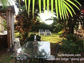 Liane de Jade 974 -  Lodge' YLANG YLANG'
