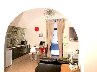 Piazzetta Ascensione a Chiaia Apartament