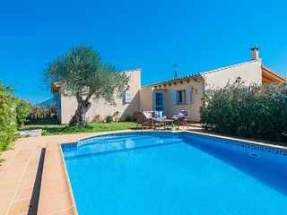 YourHouse Son Gallina - charming villa with private pool in the north of Majorca