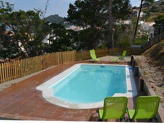 PORT DE LA SELVA 2 Atico con piscina privada.
