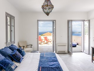 Maison Suisse with panoramic views of Spetses by JJ Hospitality