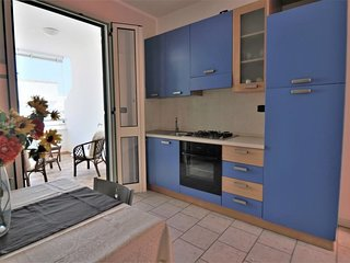 Holiday home Peter Pan in Pescoluse beachfront