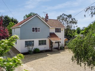 Brancaster holiday home, with private heated outdoor pool
