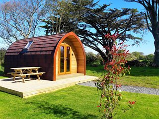 Robin En-suite Camping Pod - One night stays available