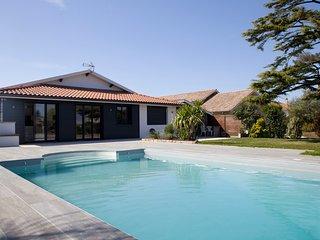 Villa contemporaine à proximité des plages