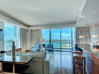 One Bal Harbour located at 10295 Collins Ave One bedroom Suite Sleeps 3