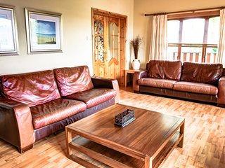 CAB 12 Luxury Cabin on Mulroy Bay in Donegal. Sleeps 8.