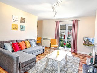Executive two bedroom serviced apartment