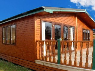 CAB17 Luxury Cabin on Mulroy Bay in Donegal - Sleeps 6