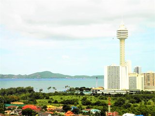 View Talay 2 sea view condo
