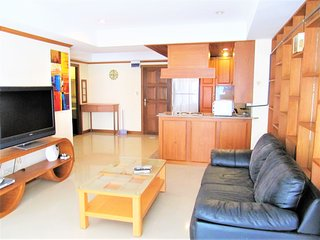 2 bed sea view - Jomtien Beach