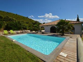 Pool Villa Oletta-St Florent