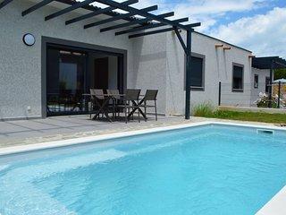 Maison piscine Ghisonaccia