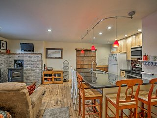 Ski-In/Ski-Out Kirkwood Condo w/ Patio & Mtn Views