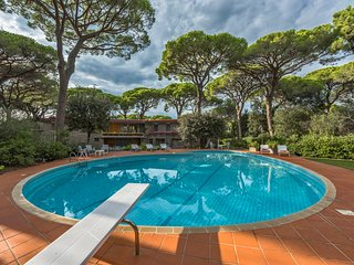 Villa Borghese - wonderful villa with private beach and pool in Roccamare