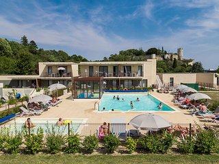 Appartement cosy proche de la Vienne | Piscine + Espace Balneo
