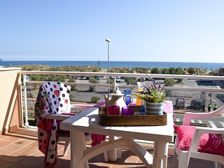 A-303-Front beach apartment , sea view. COSTA BRAVA