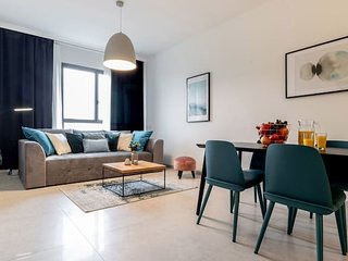 Stylish 1 bedroom in city center