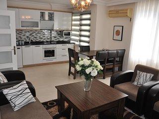 2+1 apartment 100 metera awar from Mediterranean Sea