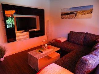 Ferienwohnung Deichschaf - Hier fangt Ihr Urlaub an!