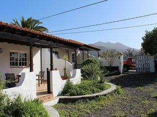 Tkasita Bungalow 2, Parque de Taburiente. La Palma, Islas Canarias.