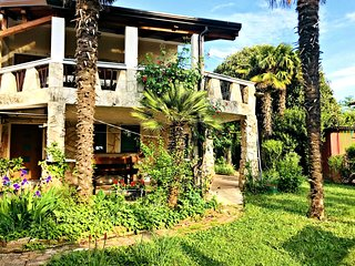Appartamento Neza 1 Savudrija-Umag vicino alla spiaggia Wi-Fi giardino barbeque