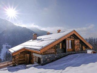 CLZ- Corps de Chalet de luxe avec sauna - Confins