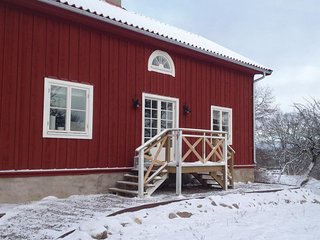 Awesome home in Jonkoping w/ 3 Bedrooms